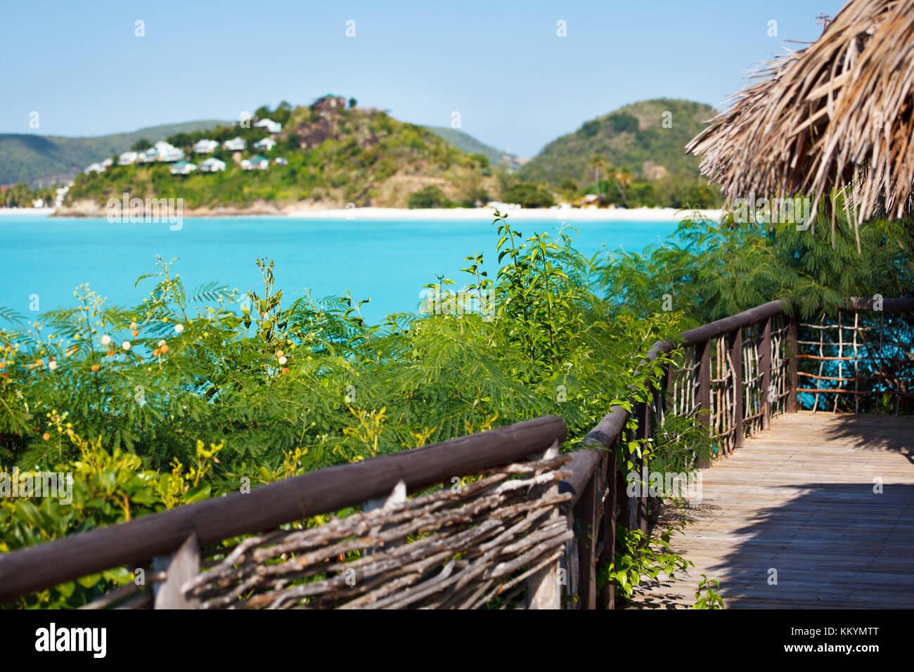 turquoise coast hotel villa stock photos turquoise coast. Black Bedroom Furniture Sets. Home Design Ideas