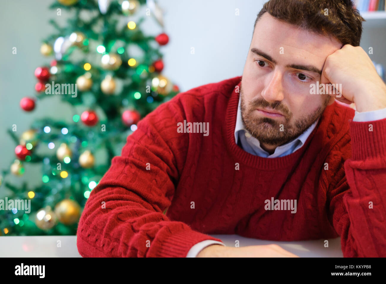 lonely during christmas