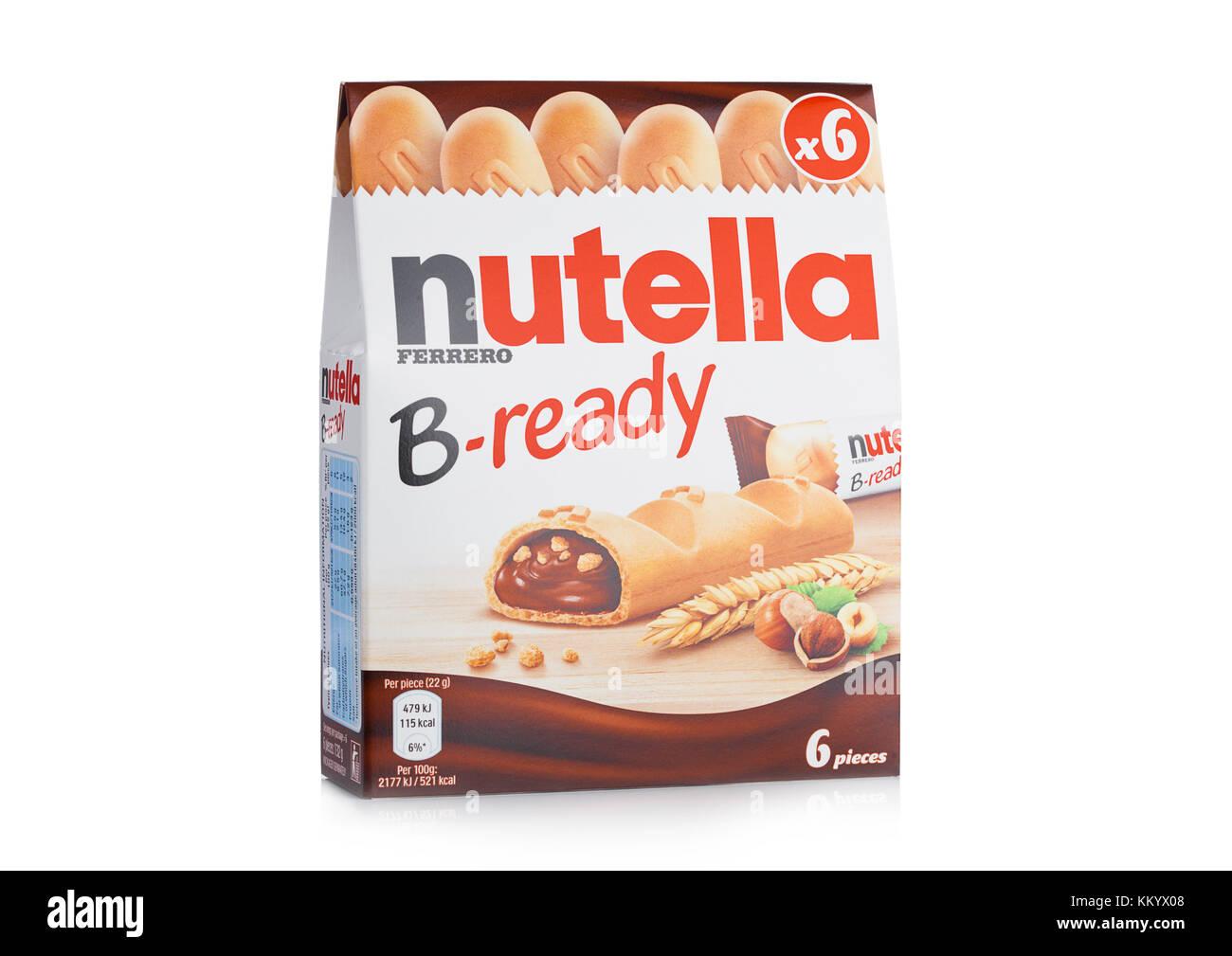 Nutella Jar Italian Stock Photos & Nutella Jar Italian Stock