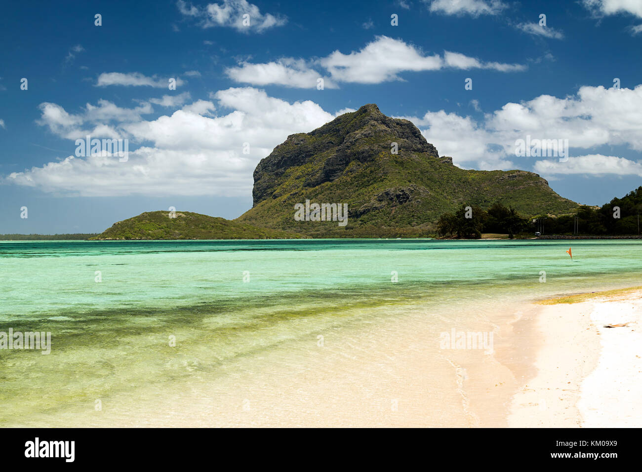 Tropical Island Beach Ambience Sound: Mauritius Tropical Island Stock Photos & Mauritius