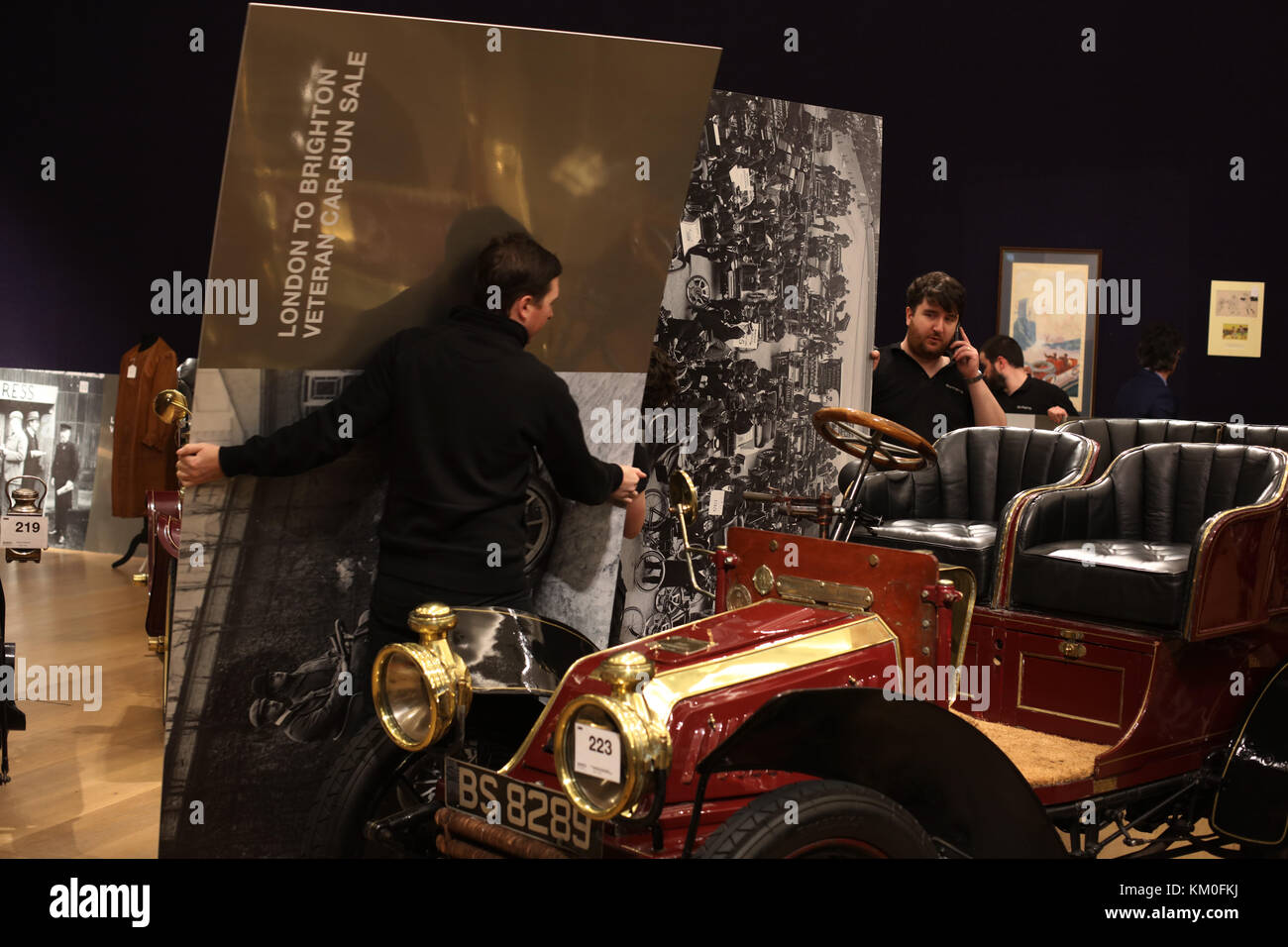 Bonhams: London to Brighton Run Sale, Veteran Motor Cars and Related ...