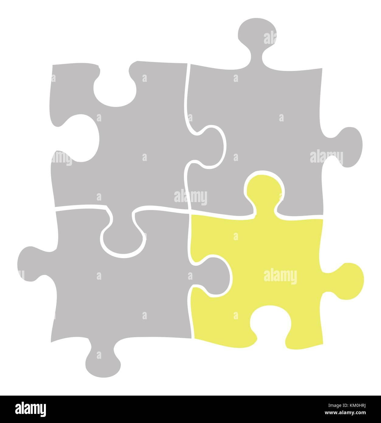Puzzle Vector Stock Photos & Puzzle Vector Stock Images - Alamy