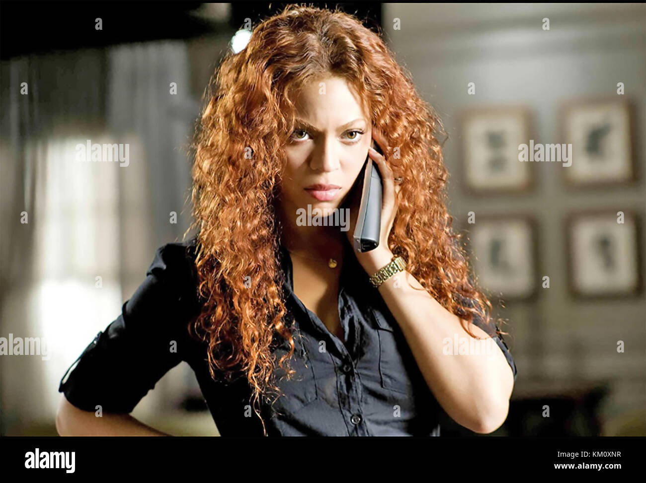 OBSESSED 2009 Screen Gems film with Beyonce - Stock Image