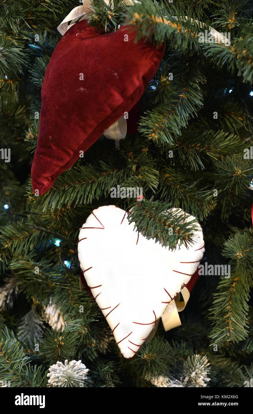 Decorations For Christmas.Christmas Tree Decorations For Christmas And New Year