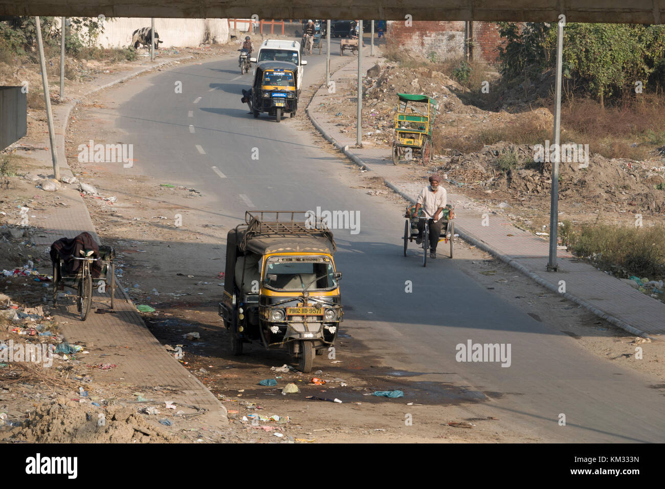 4550 Miles From Delhi >> Rickshaw Bajaj Stock Photos & Rickshaw Bajaj Stock Images - Alamy