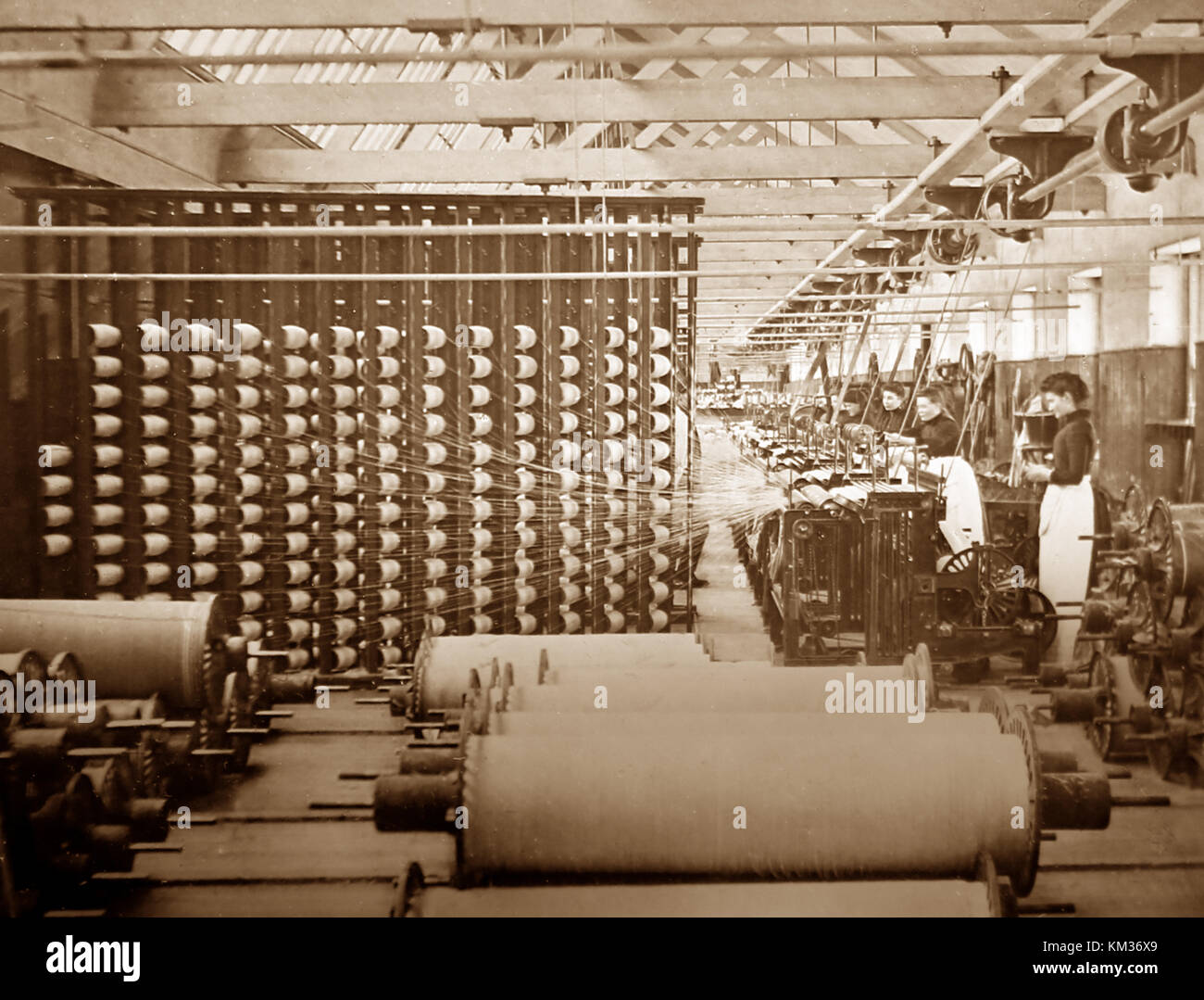 Old Linen Factory Stock Photos & Old Linen Factory Stock Images - Alamy