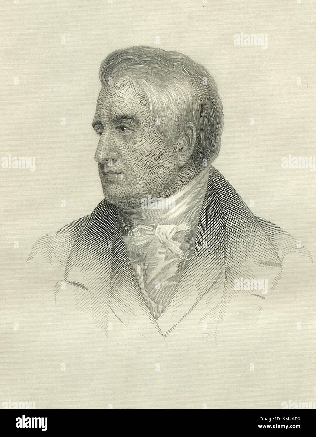 Sydney Smith, English writer and Anglican cleric - Stock Image