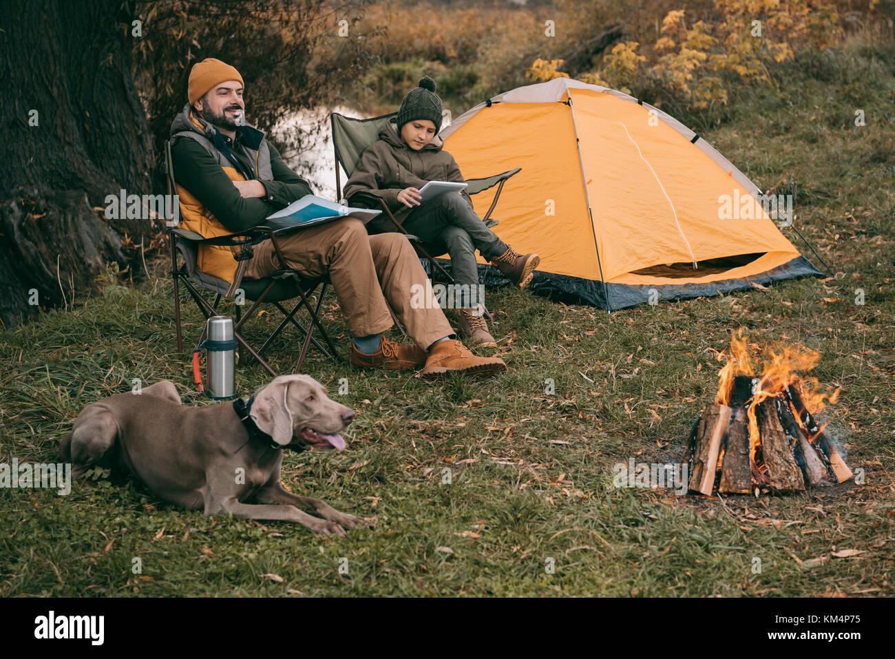 travelers - Stock Image