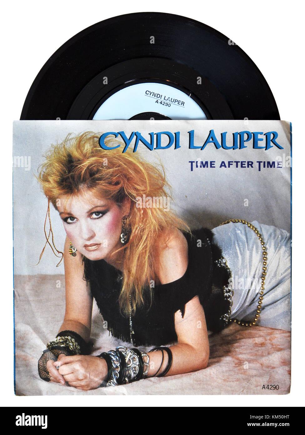 cyndi lauper time after time übersetzung