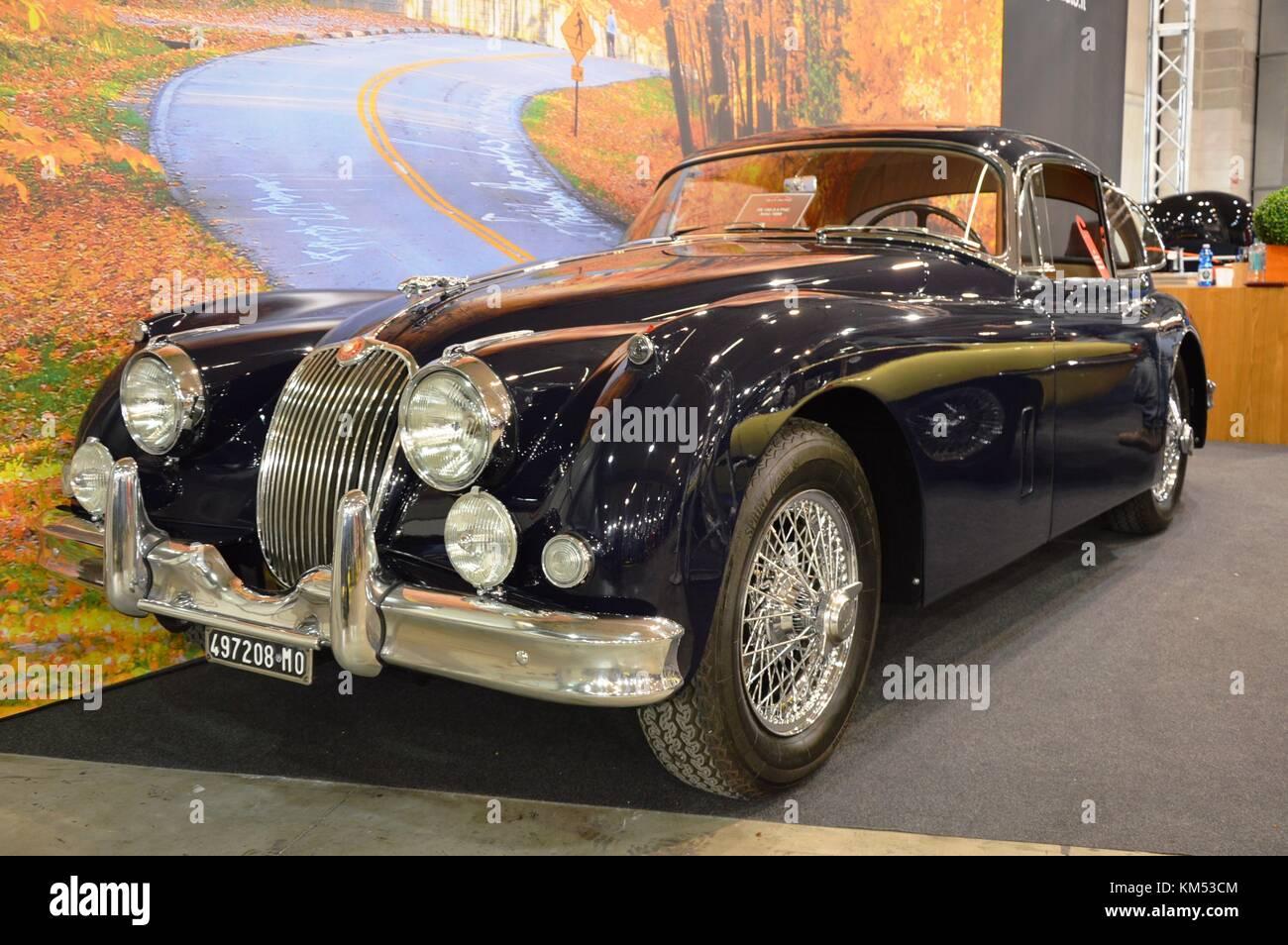 Jaguar D-Type, 1954, Jaguar MK 2, 1959, Jaguar MK IV ...