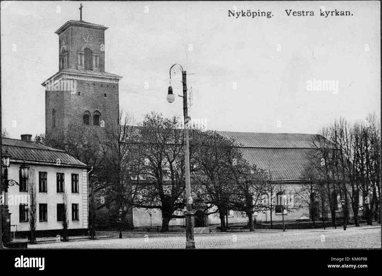 Sankt Nicolai kyrka, Nykping Wikipedia