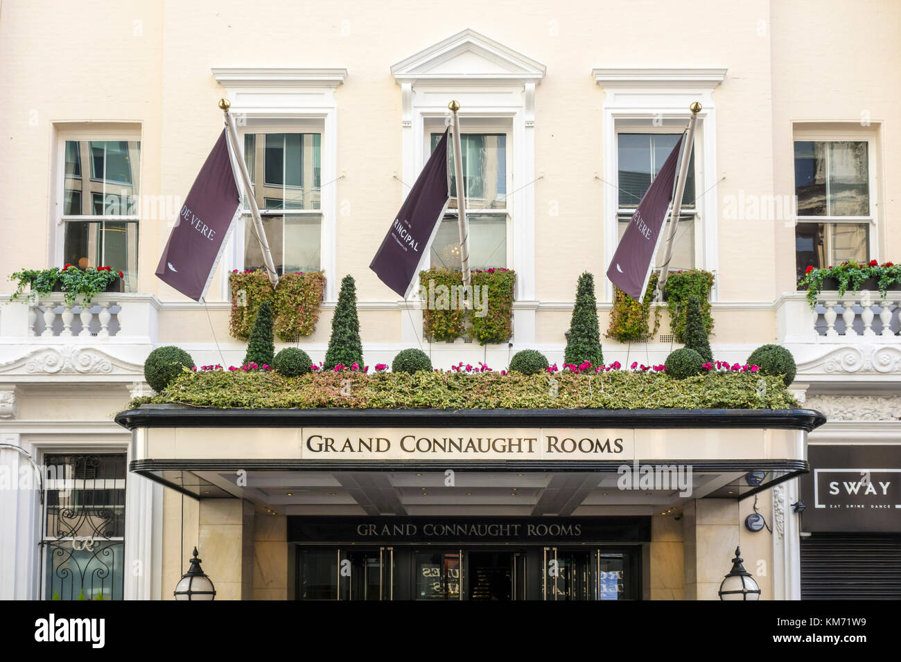 Grand Connaught Rooms Queen Street London