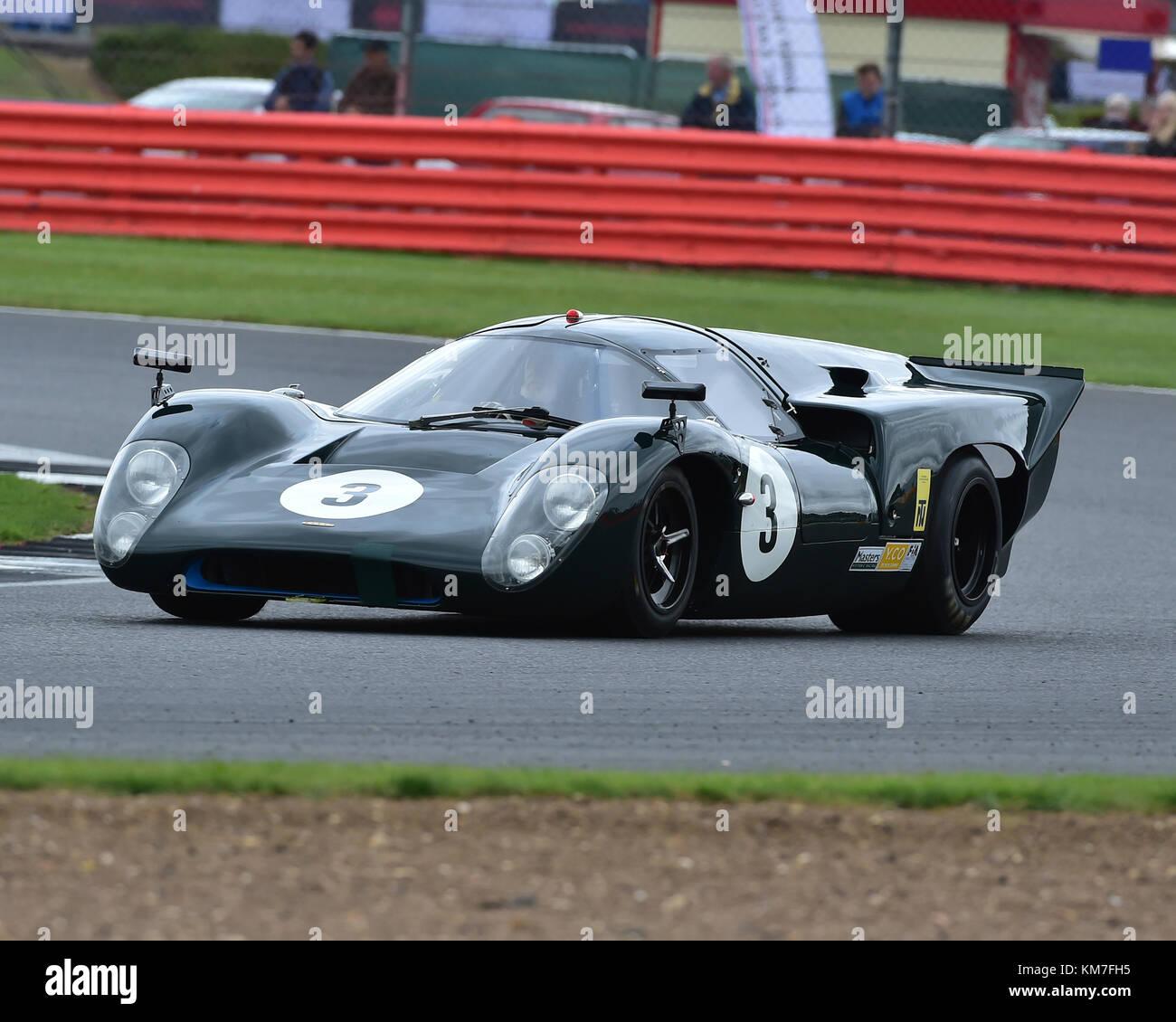 Jason Wright, Lola T70 MK3B, FIA, Masters Historic Sports Cars Stock ...