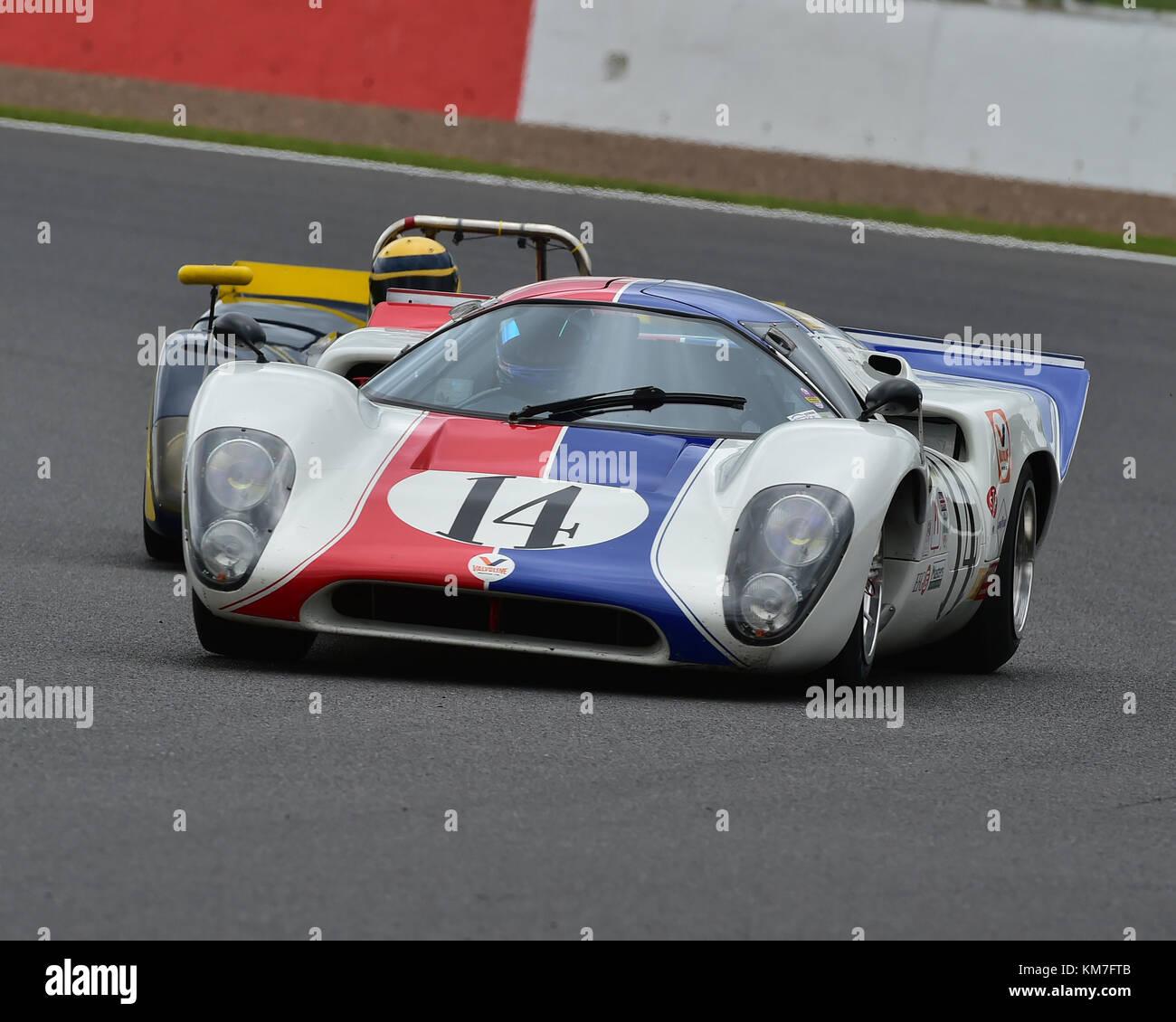Oliver Bryant, Lola T70 MK3B, FIA, Masters Historic Sports Cars ...