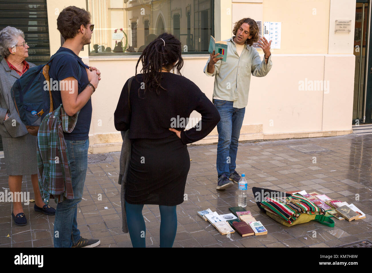 Image result for poetry busking paintings