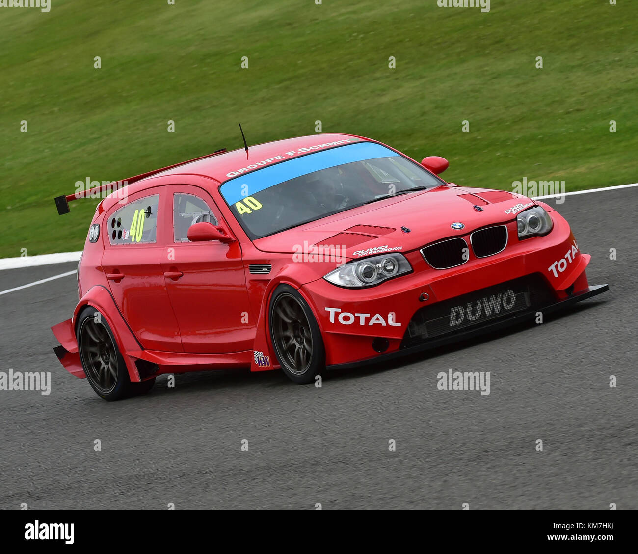 Lindsay Ou0027Donnell, BMW 132, Super Touring Car Trophy, Silverstone Classic,