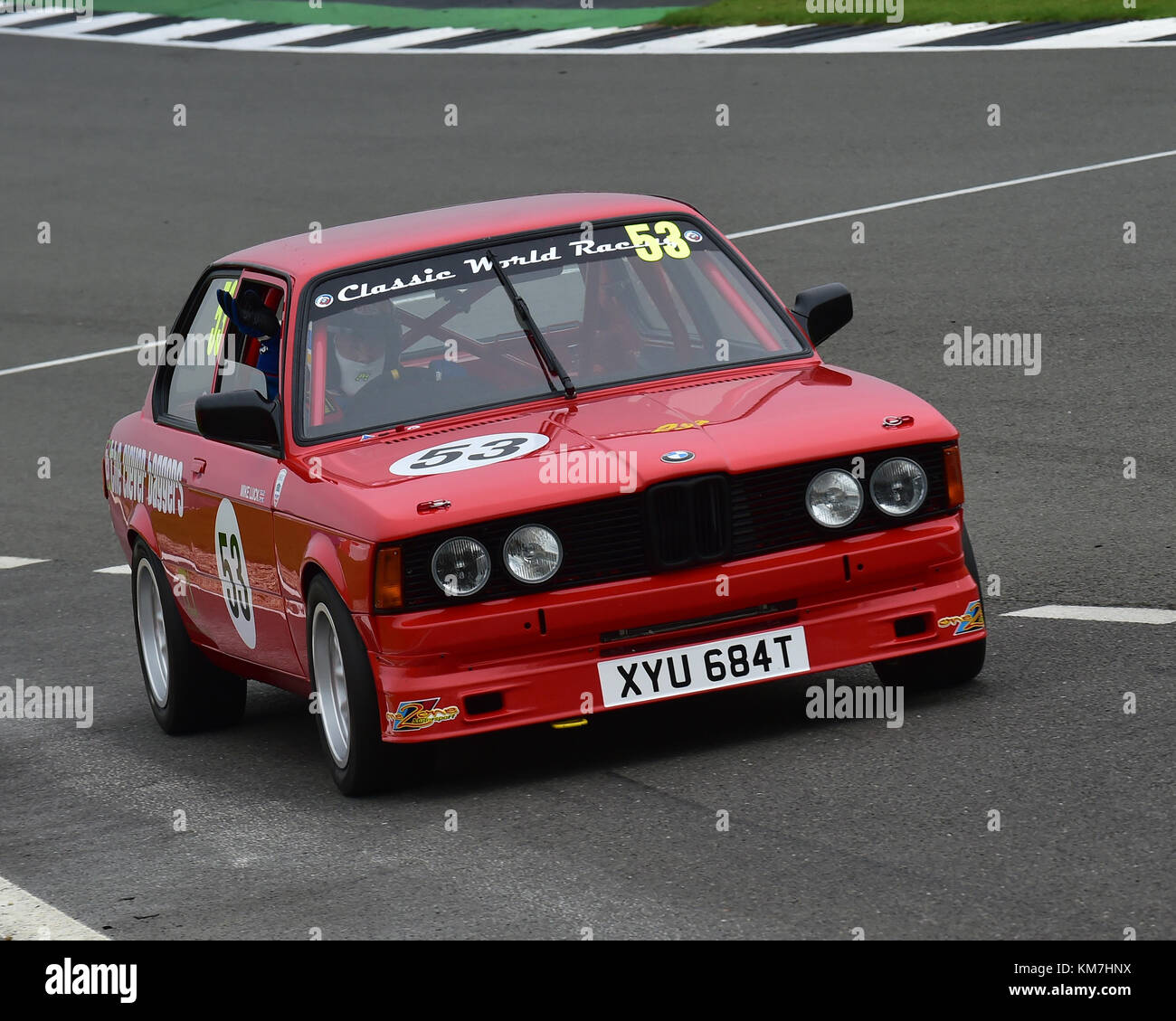 Bmw 320: Mike Luck, BMW 320, Super Touring Car Trophy, Silverstone