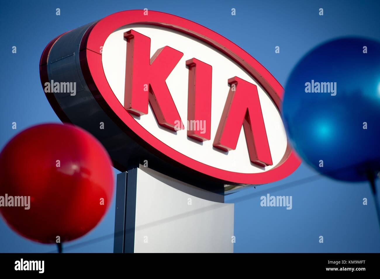 Kearny Pearson Kia >> Kia Logo At Kearny Pearson Kia Car Dealer In Kearny Mesa In San