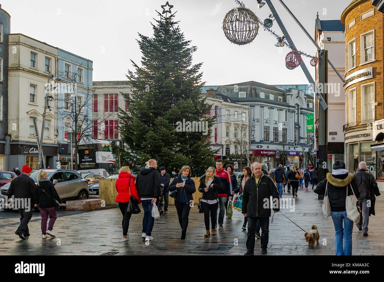 Cork Ireland Shopping Stock Photos & Cork Ireland Shopping