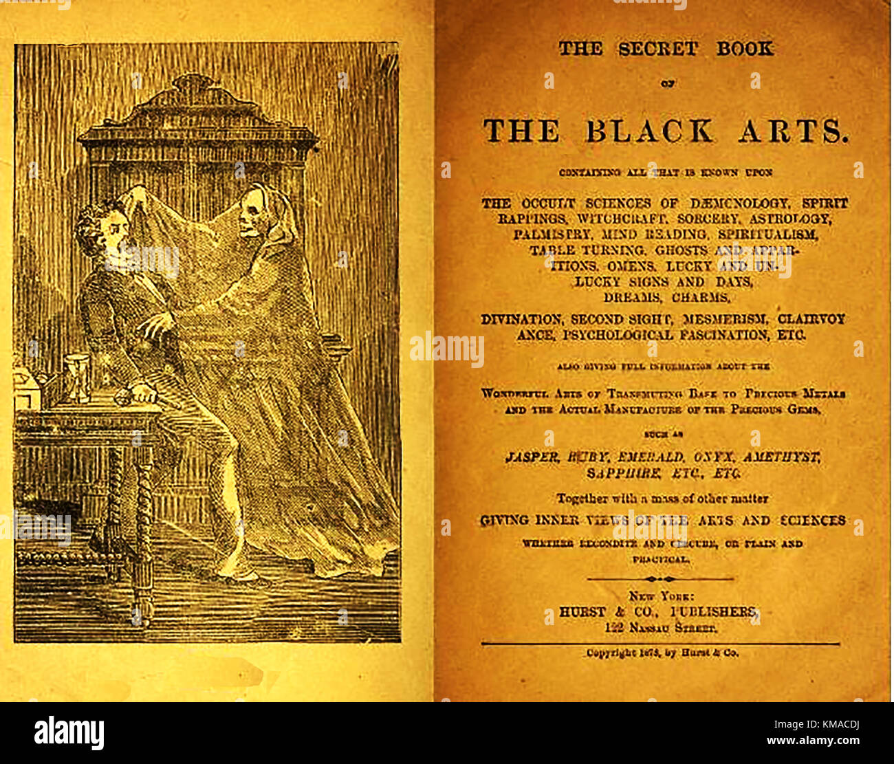 Occult Sciences Stock Photos & Occult Sciences Stock Images