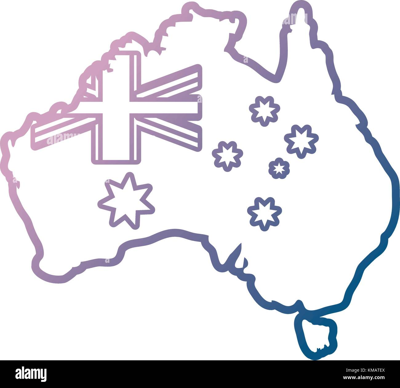 Australia Map Icon.Australia Country Map Icon Stock Vector Art Illustration Vector