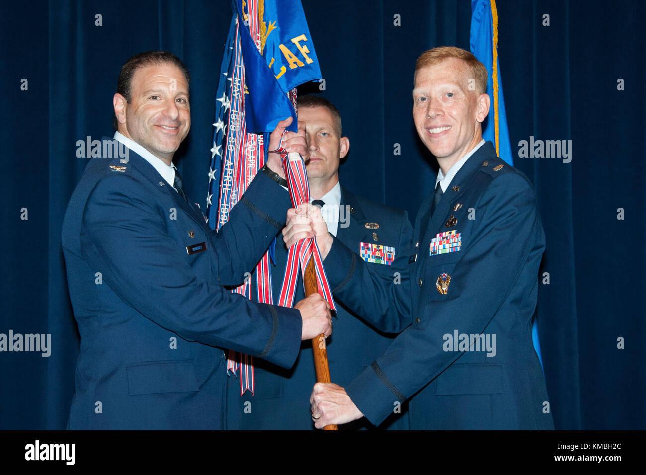 Maxwell AFB, Ala. - Colonel Jason Hanover, Commander ...