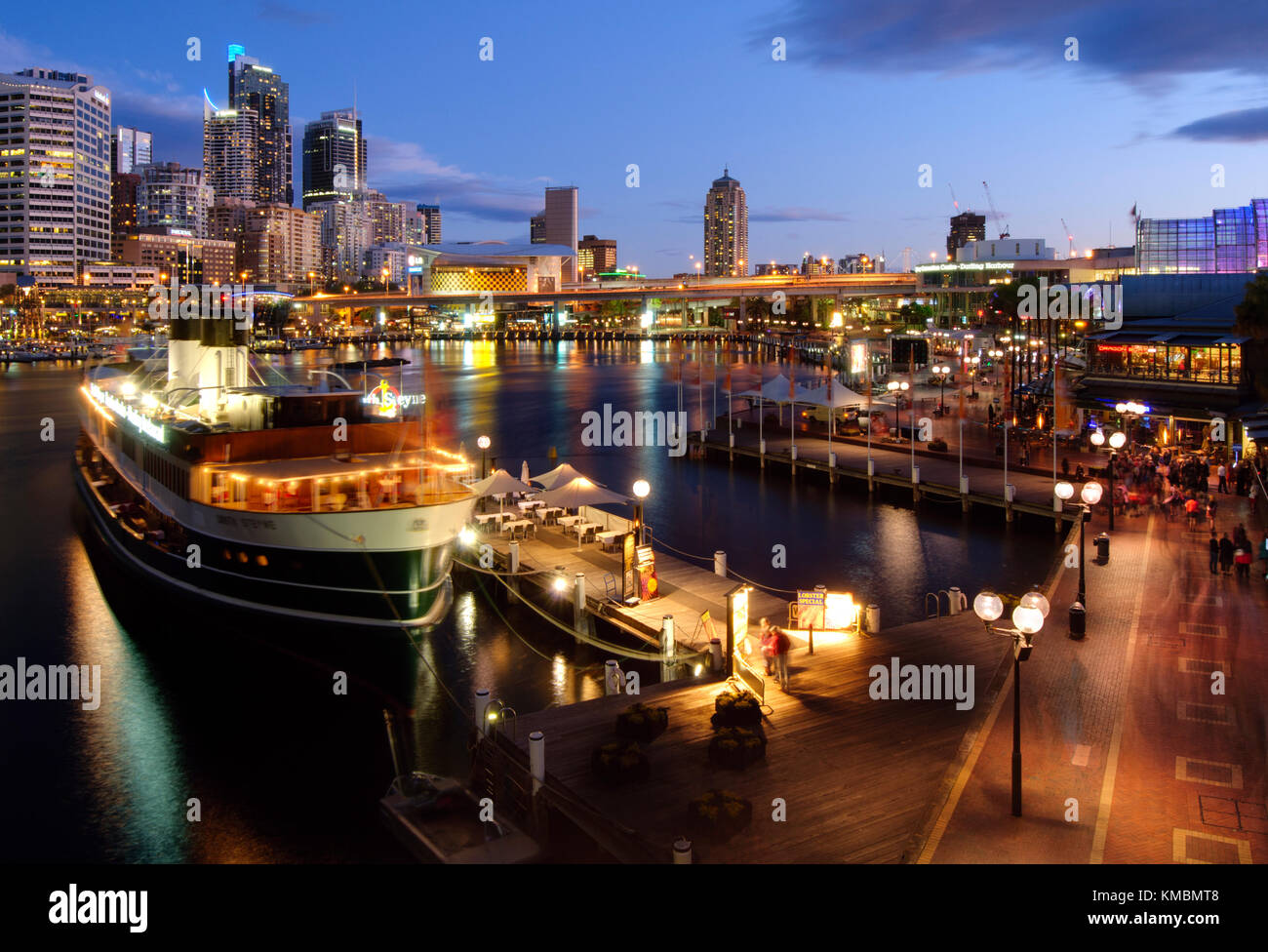 South Steyne Floating Restaurant