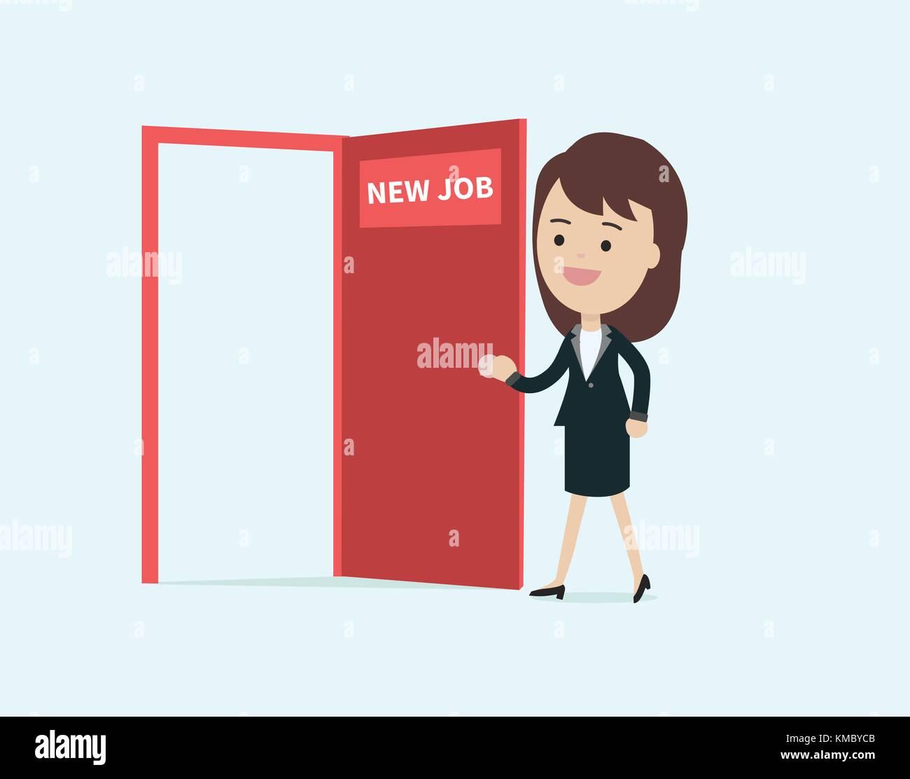 The Open Door Cartoon Stock Photos Amp The Open Door Cartoon