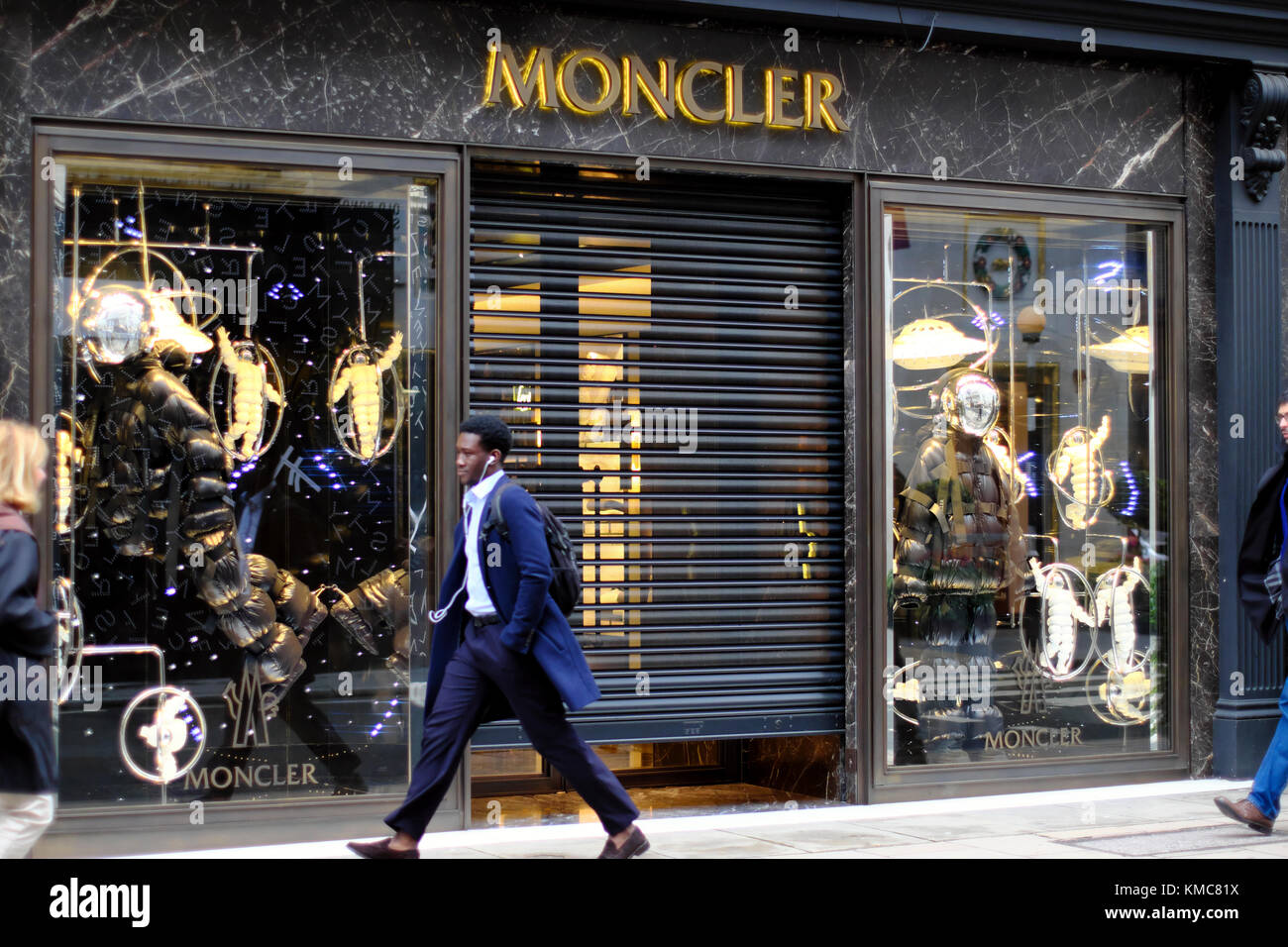 677cc31c3 Moncler store in London