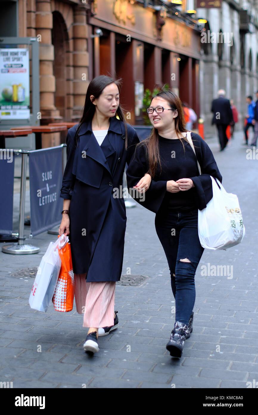 screwed-dick-busty-women-walking-together-upskirt