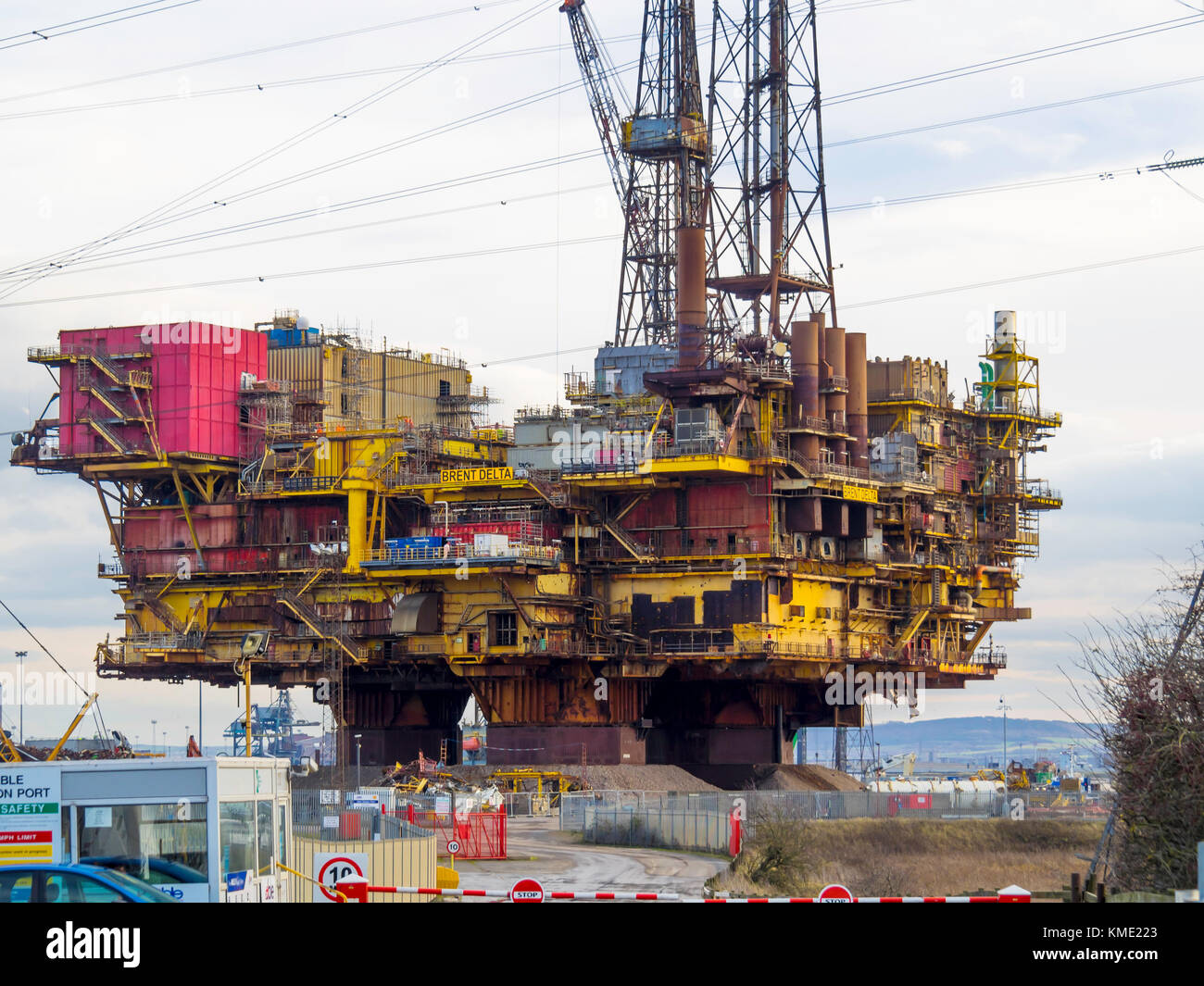 Brent Delta Stock Photos & Brent Delta Stock Images - Alamy