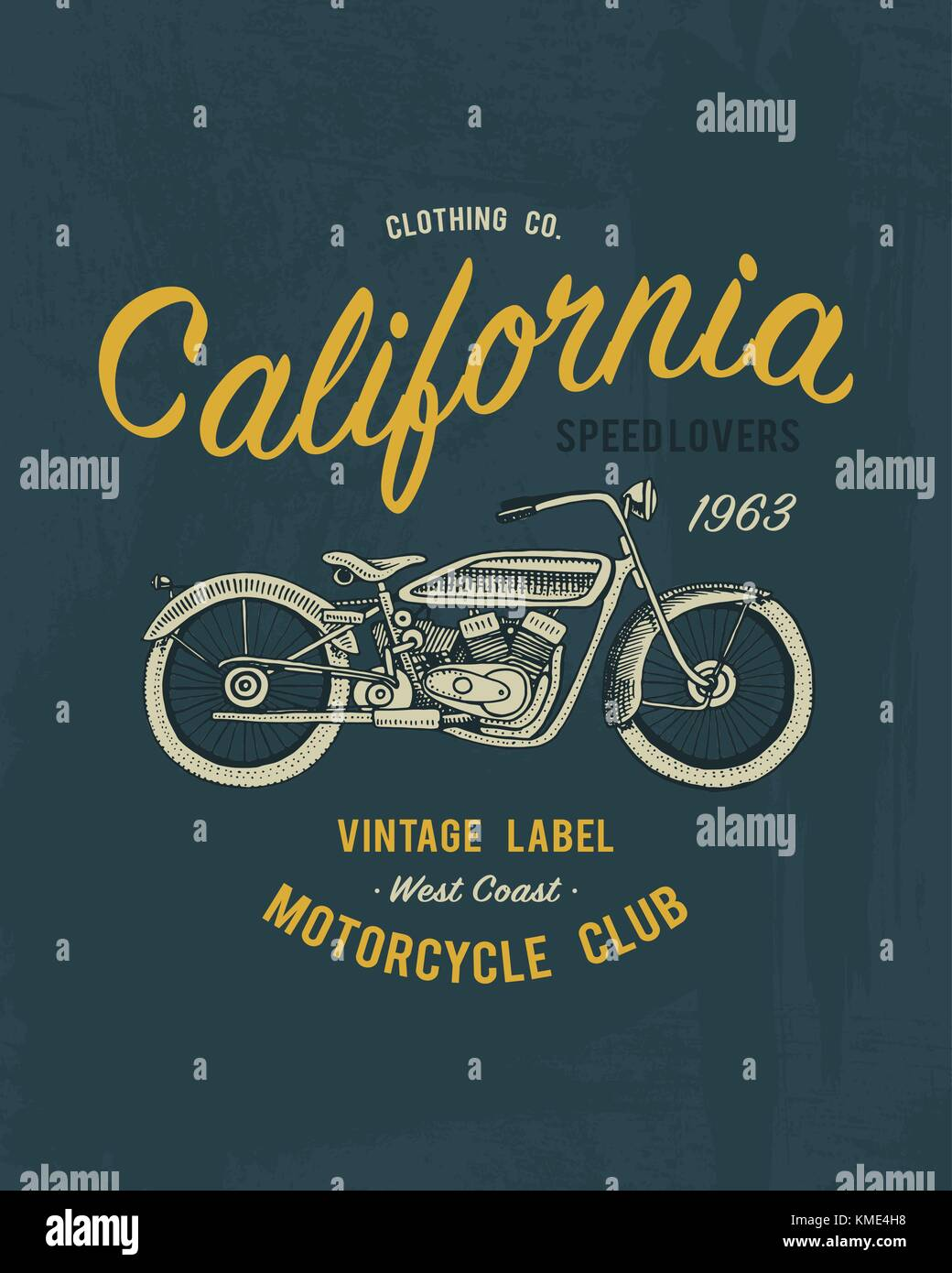 b057f773c tee print motorcycle or transport, t-shirt graphics, design with Animal.  Vector grunge background. vintage lettering and poster, print or banner.  america ...
