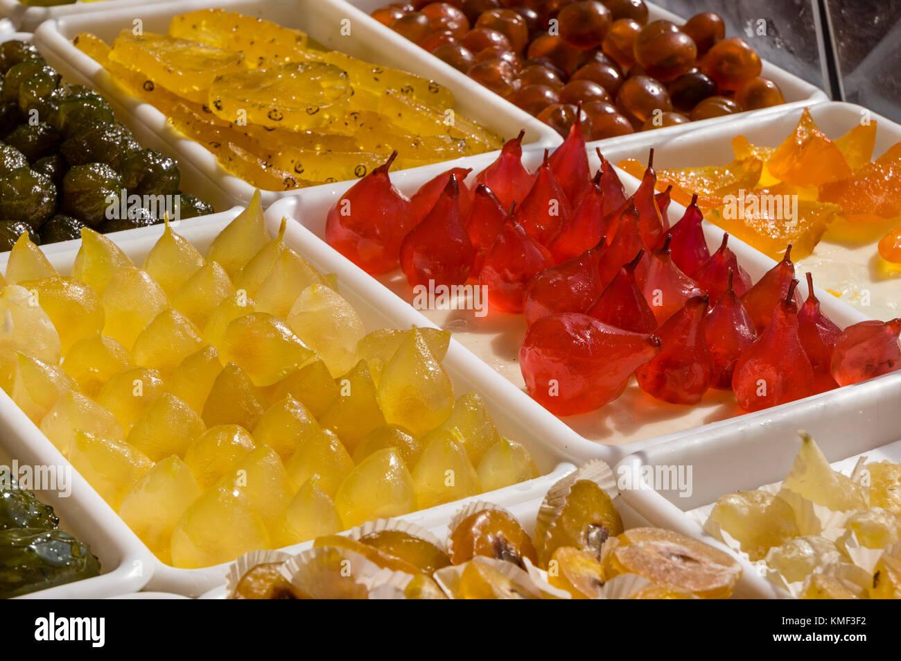 Mustard Fruits Flower Market Cours Saleya Nice Alpes Maritimes