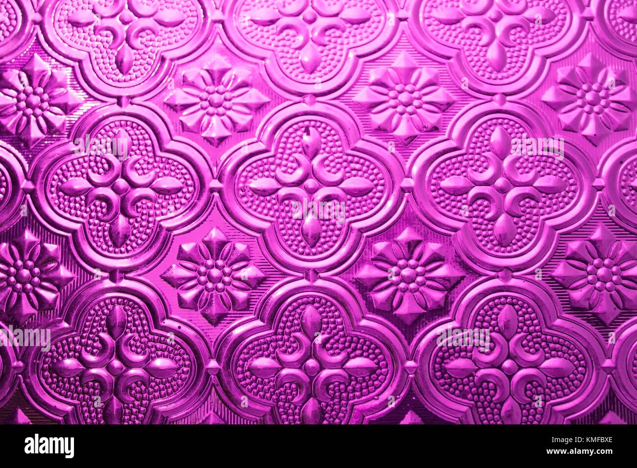 Colorful Purple Seamless Texture Glass Background Interior