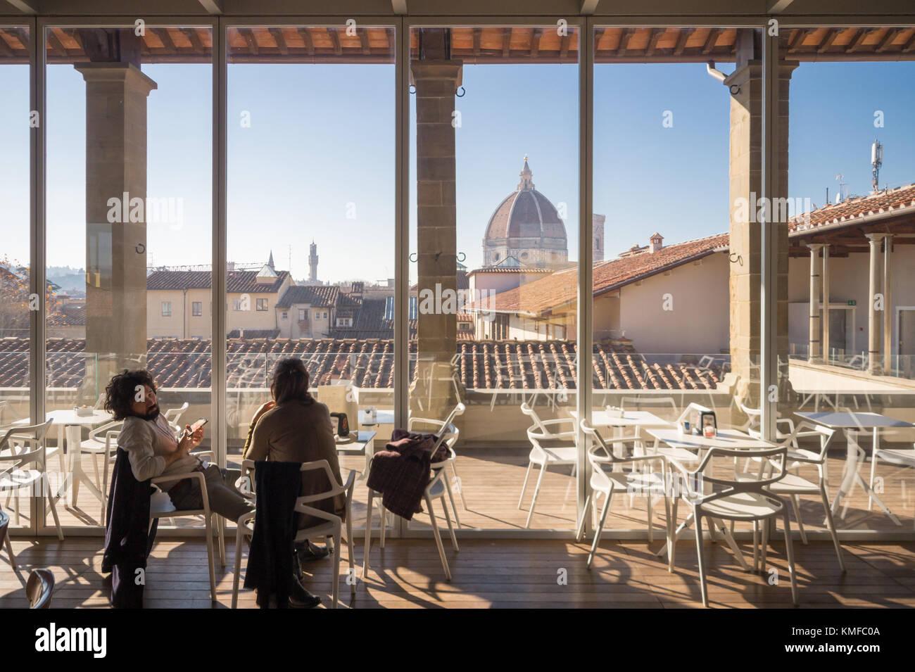 Museo Degli Innocenti Hospital Of The Innocents Panoramic