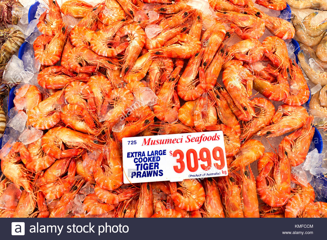 The Sydney Fish Market, Australia Stock Photo: 167525476 - Alamy