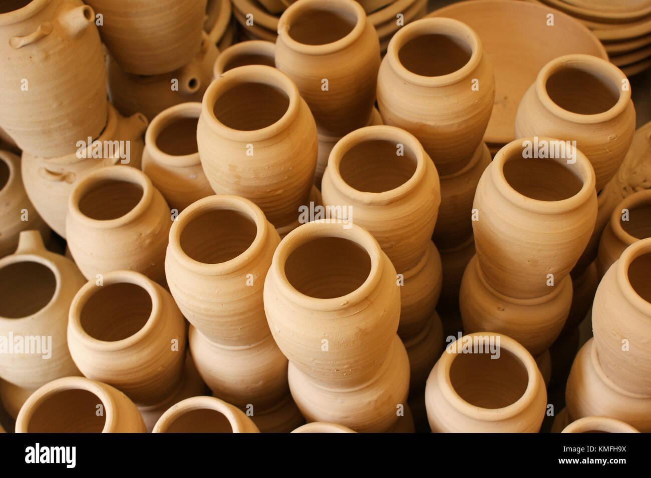 Keramik Singkawang, West Kalimantan, Indonesia - Stock Image