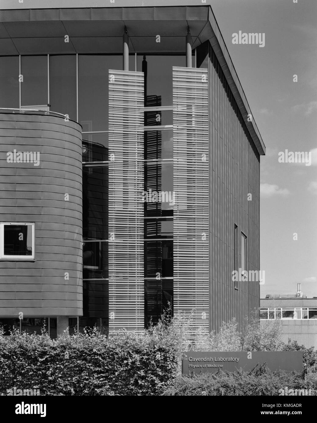 Cambridge University Physics of Medicine Building on the West Cambridge Site - Stock Image
