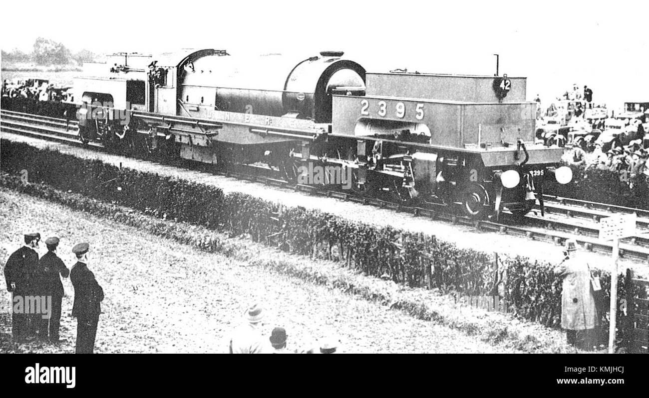 LNER Class U1 2395 (1925 cavalcade)