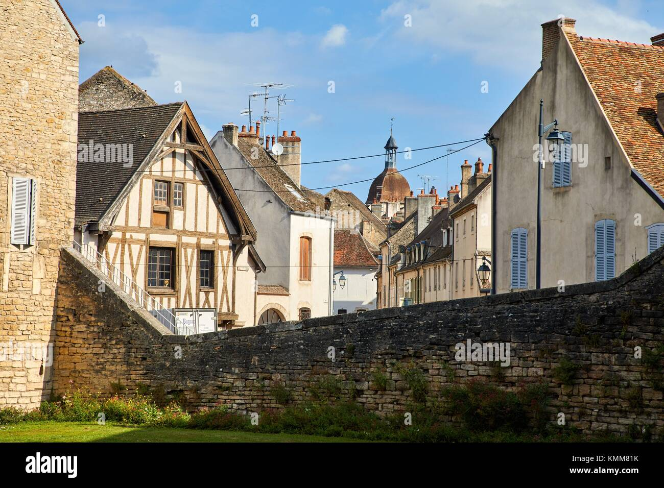 Beaune, Côte d´Or, Burgundy Region, Bourgogne, France, Europe - Stock Image