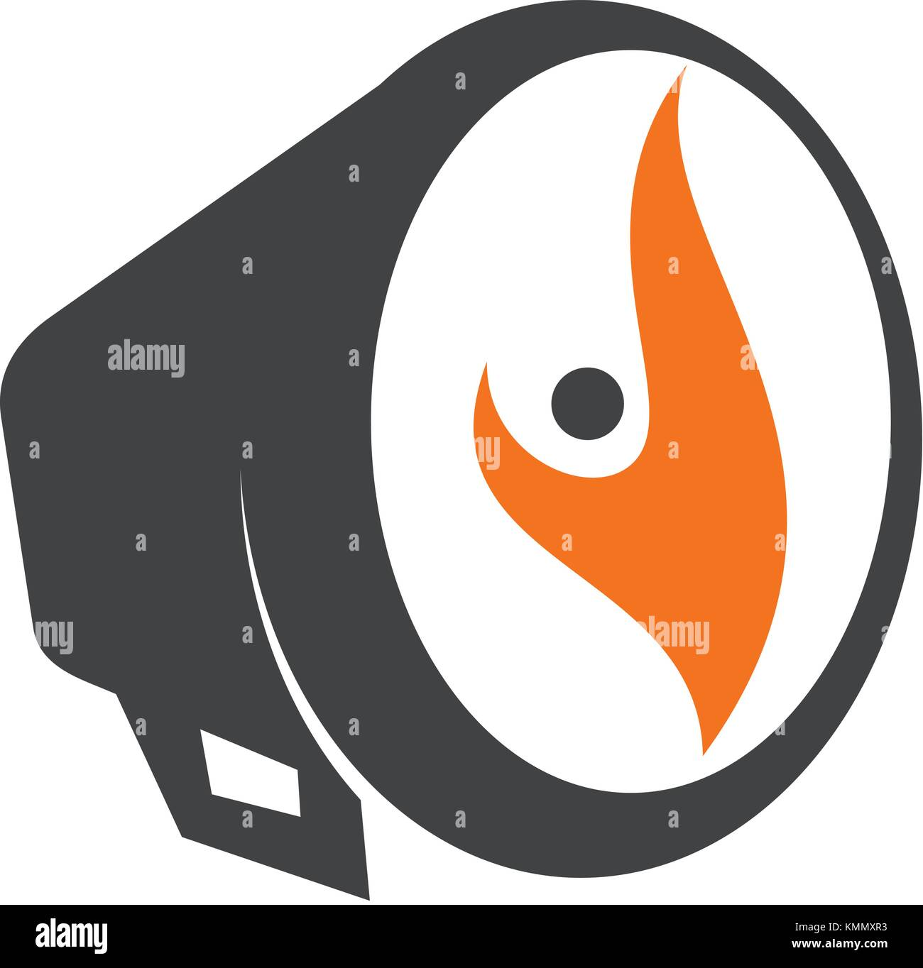 Voice of Freedom - Stock Vector