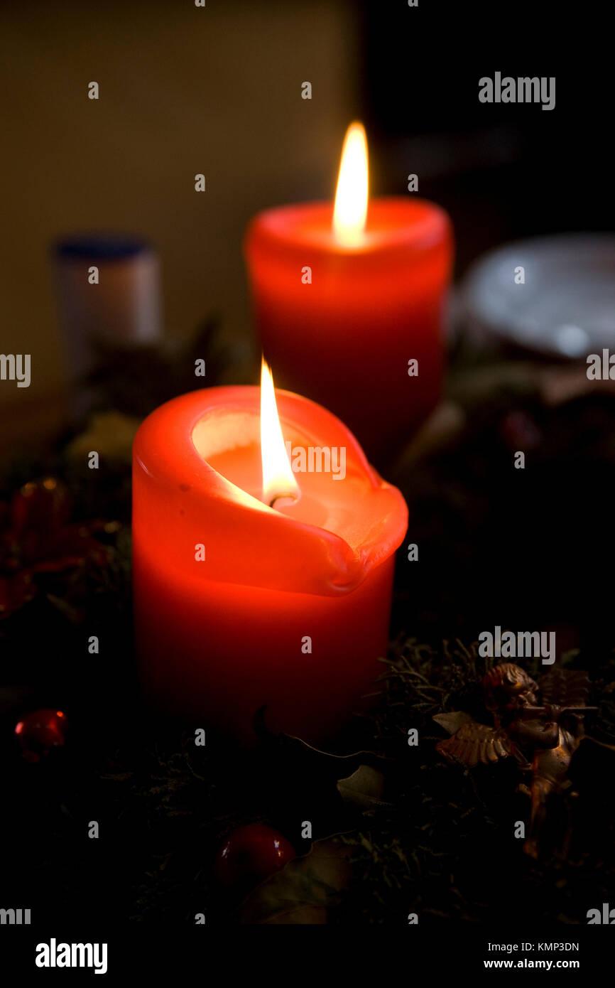 advent wreath german stock photos advent wreath german. Black Bedroom Furniture Sets. Home Design Ideas