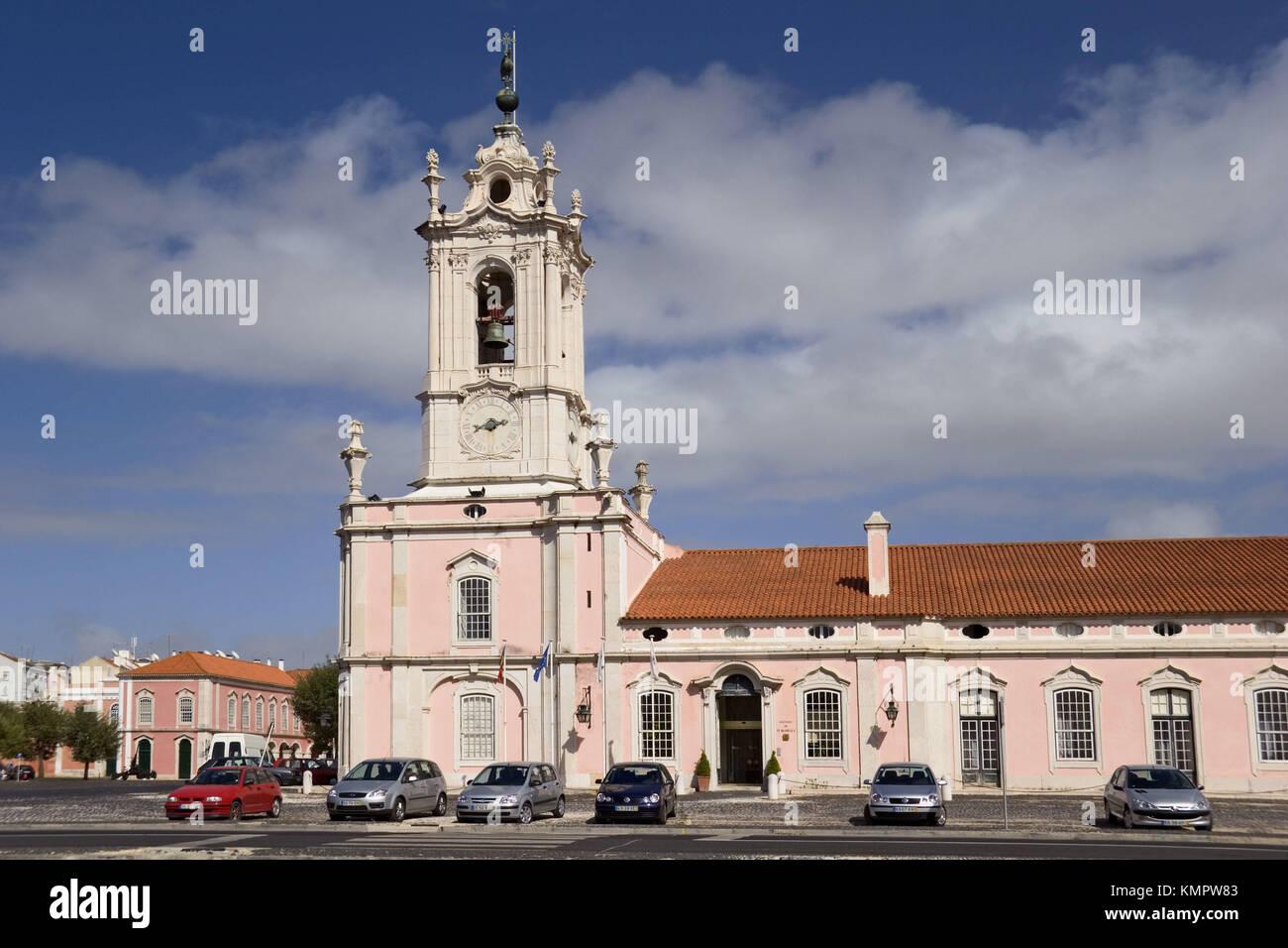 Pousada de Dona Maria I, Queluz. Portugal Stock Photo