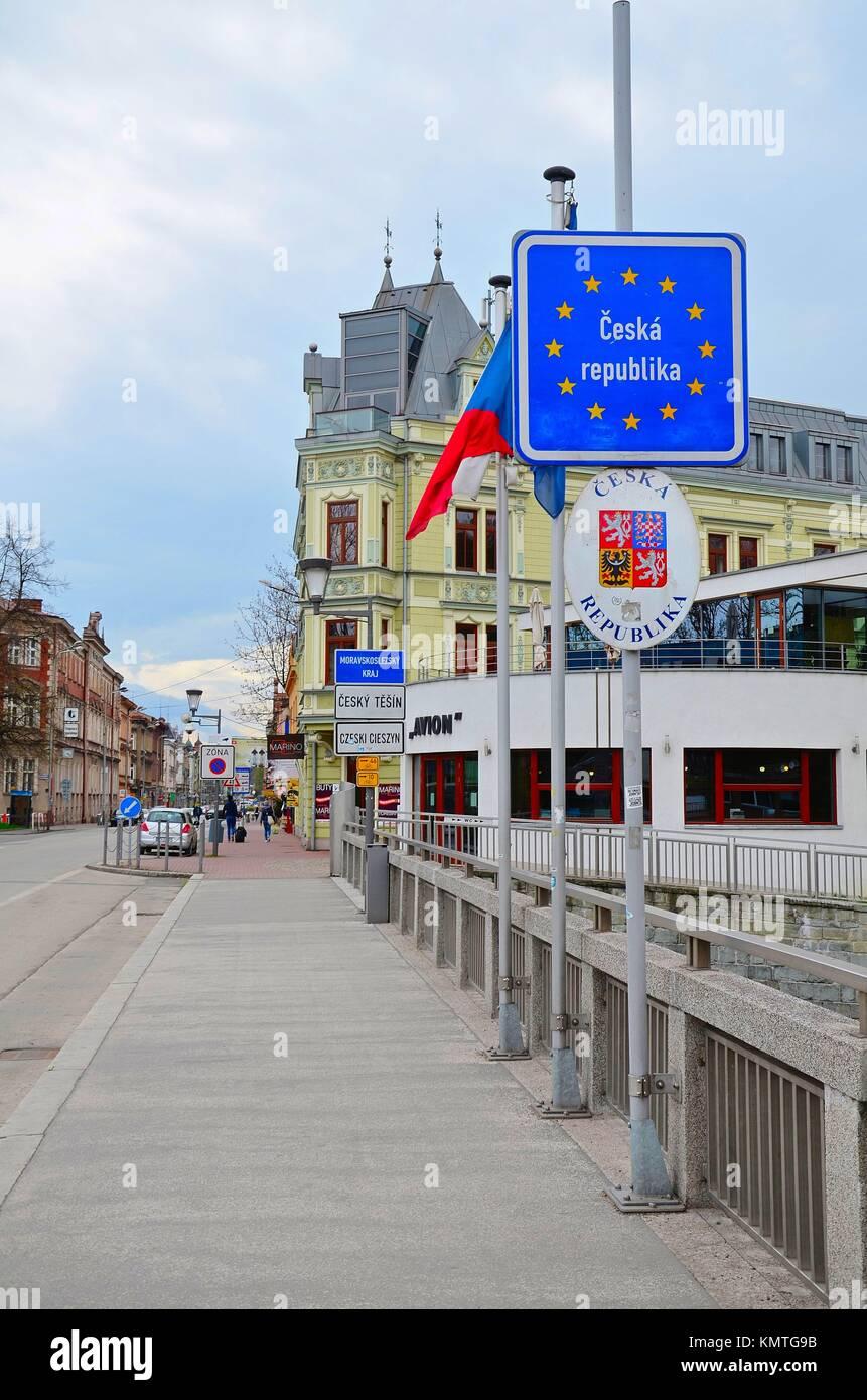 [Obrazek: the-border-town-of-esk-tn-czeski-cieszyn...KMTG9B.jpg]