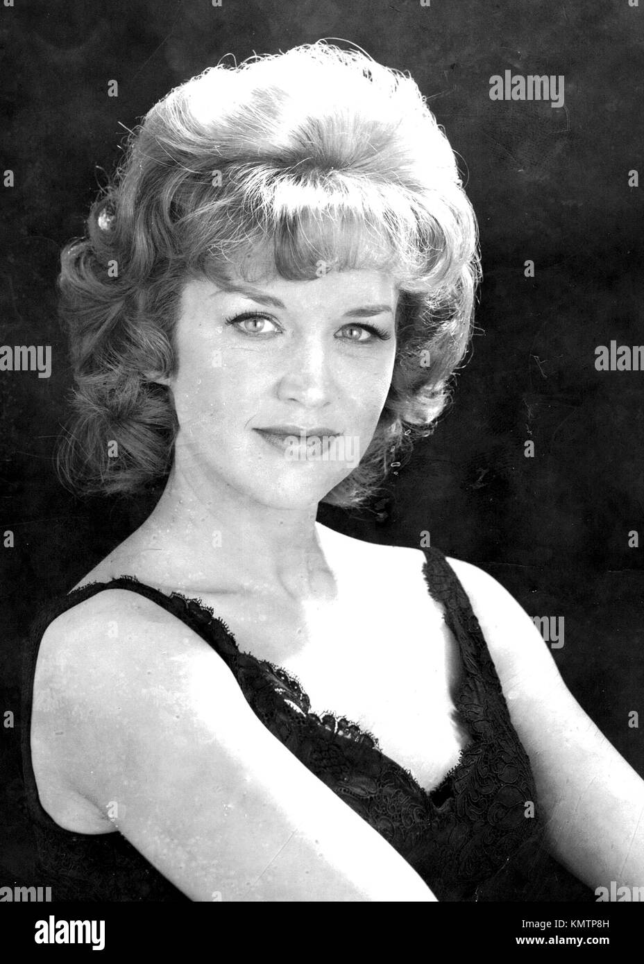 DEBBIE DEAN (1928-2001) American singer about 1964 - Stock Image