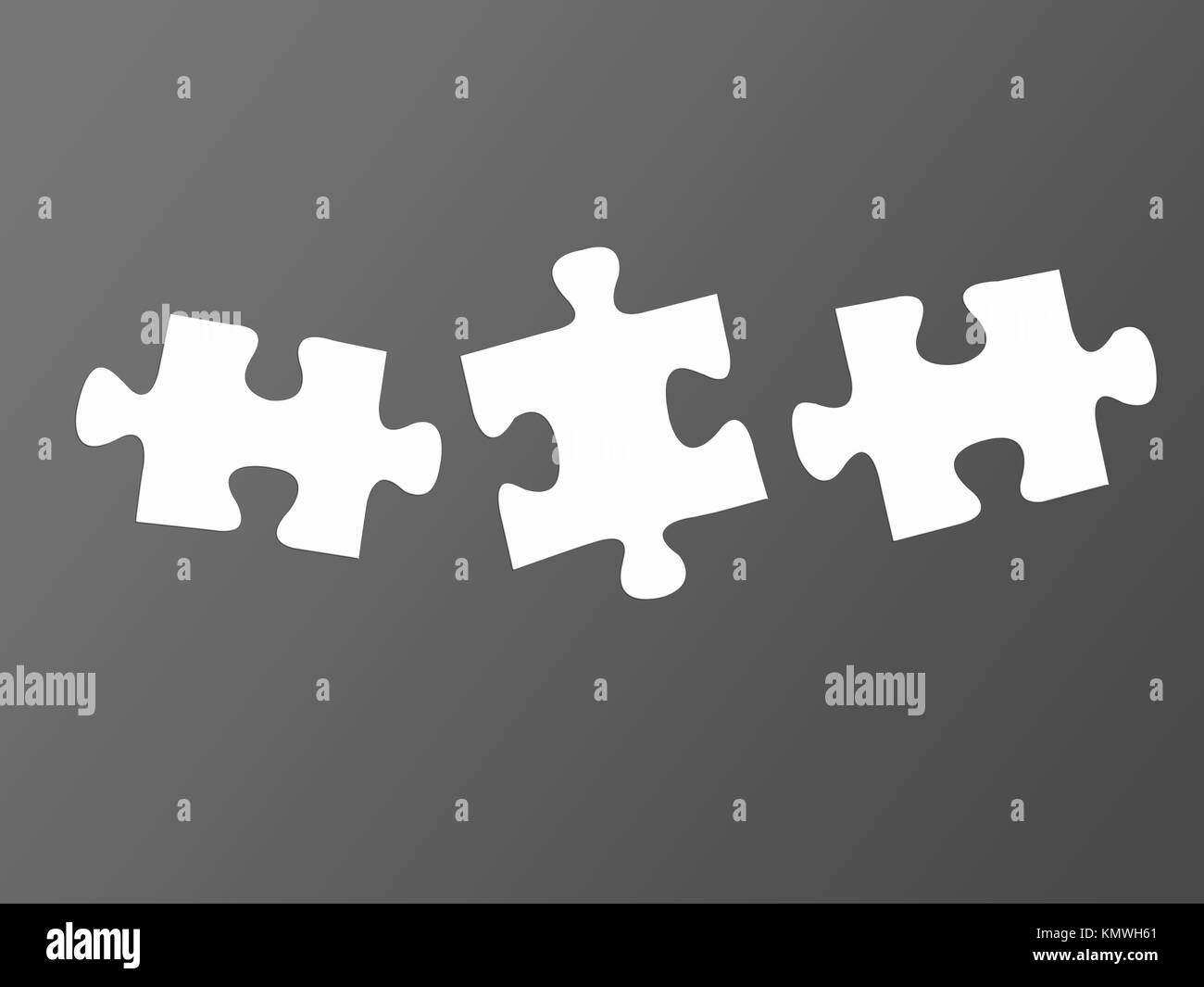 Jigsaw Puzzle Pieces Background Vector Stock Photos & Jigsaw Puzzle ...