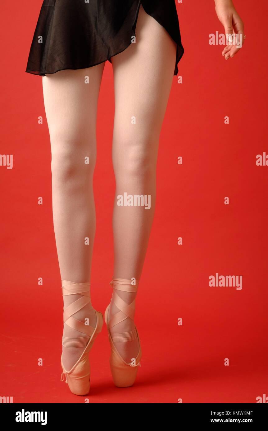 Ballerina - Stock Image
