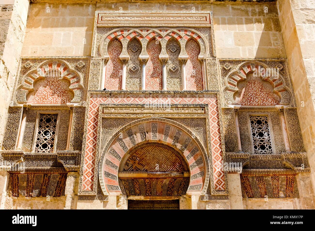Mosque Detail: Mosque Window Detail Stock Photos & Mosque Window Detail