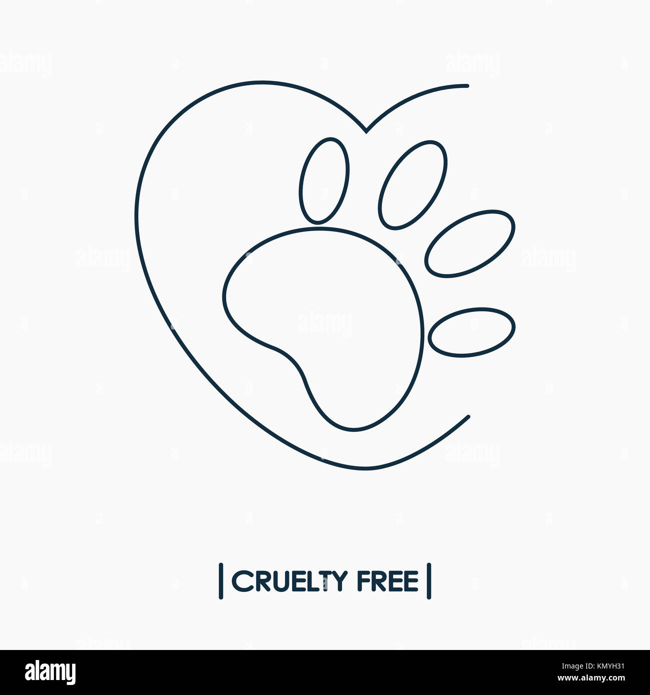 Cruelty Free Cut Out Stock Images Pictures Alamy
