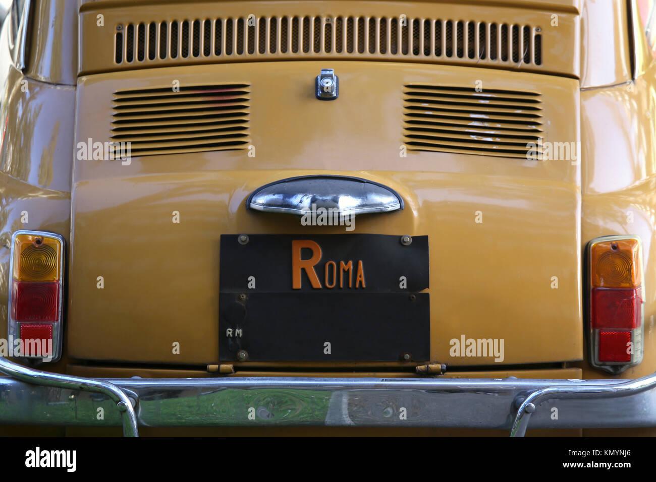 Mini Car Italy Stock Photos & Mini Car Italy Stock Images - Alamy